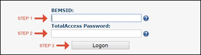 Boeing Total Access Login Steps