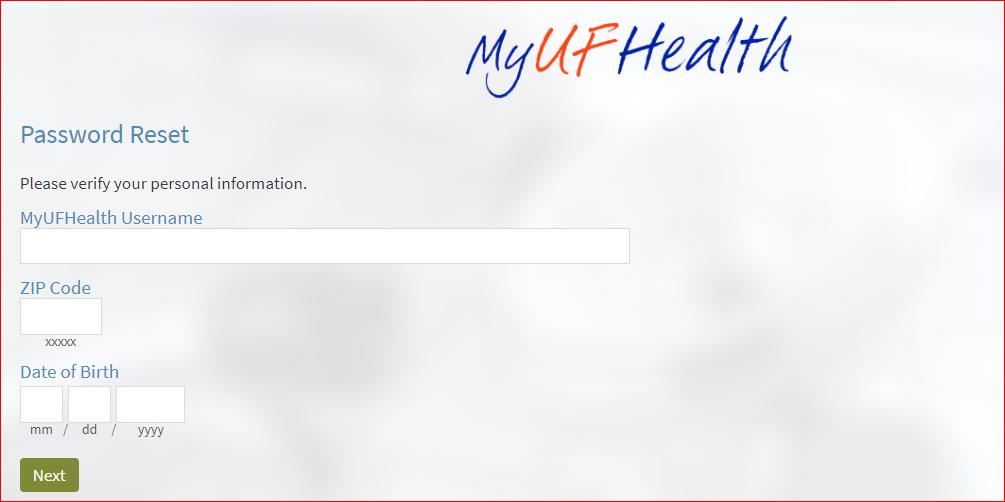 Mychart UF4
