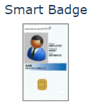 Lockheed Martin Smart Badge