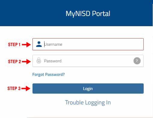 My NSID Login Portal