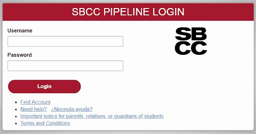 Sbcc Pipeline
