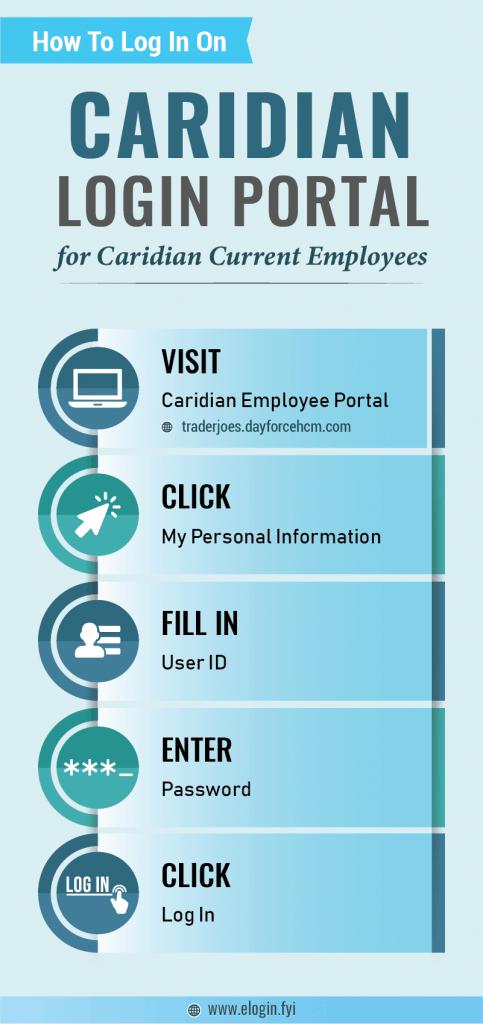 Caridian Login Portal