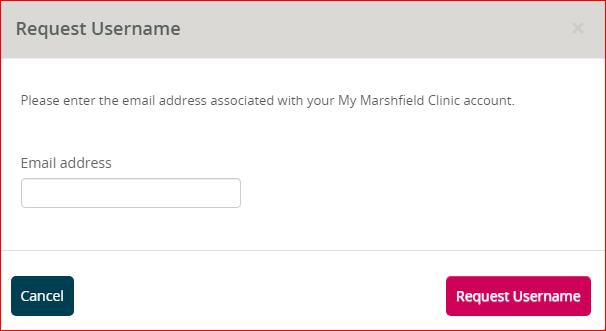 My Marshfield Clinic Login 1