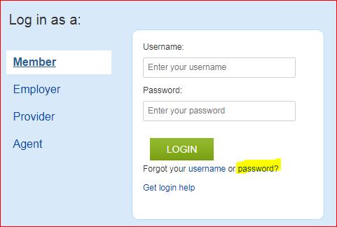 Web DENIS login Password PNG