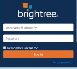 Brightree Login