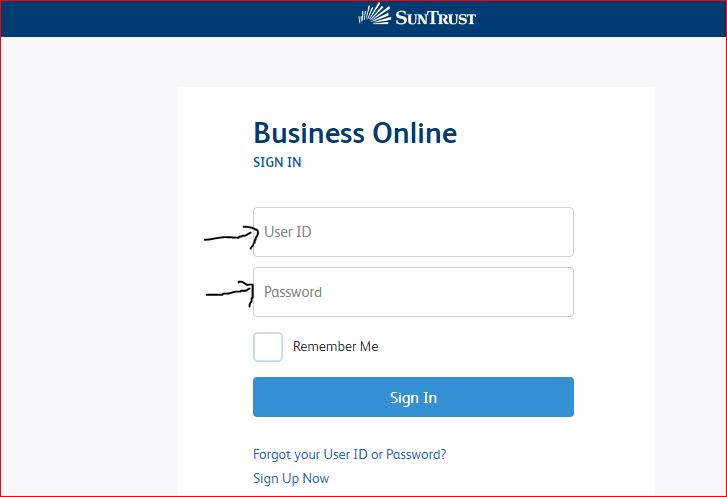 SunTrust Online Cash Manager