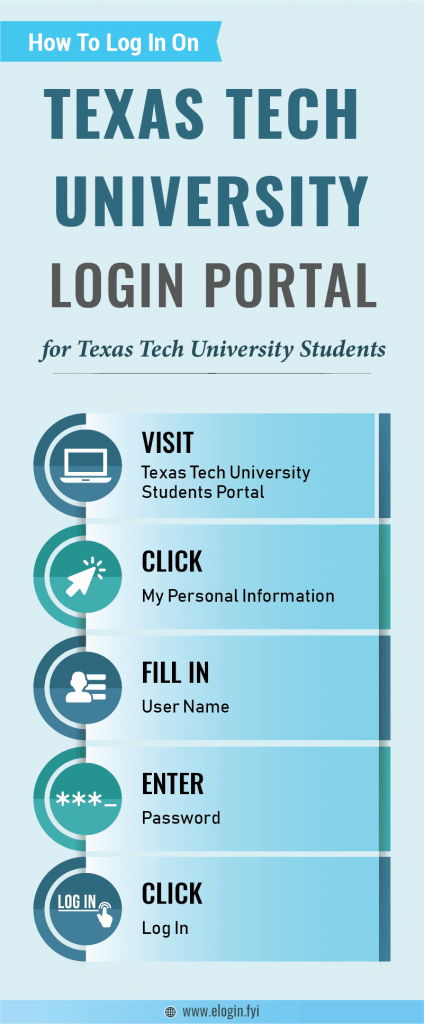 Texas Tech University Login Portal