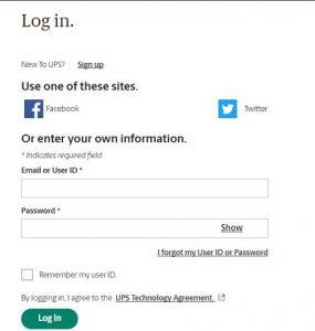 Portal registeration