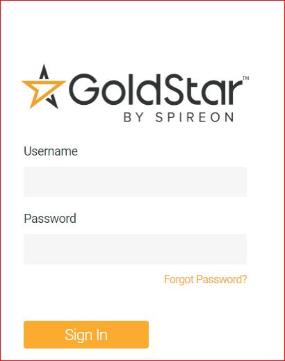 Goldstar GPS Login